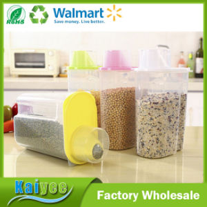 Cheap Food Grade Seal Anti-Skidding Cereal Storage Containers for Sale pictures & photos
