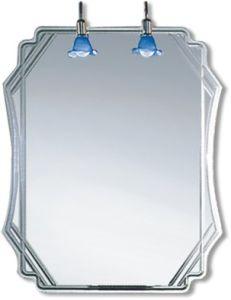 High Quality Decorative Silver Bathroom Mirror (JNA126) pictures & photos