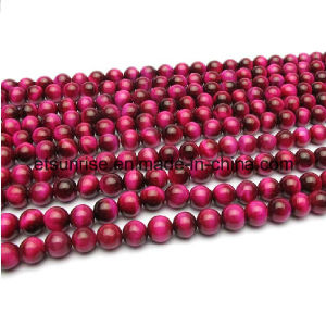 Semi Precious Stone Red Tiger Eye Crystal Bead pictures & photos