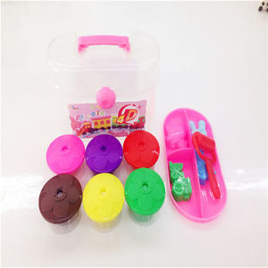 Wheat Flour Clay Modeling Color Toy Play Dough pictures & photos