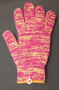 Red & Yellow Cotton Glove (RY001)