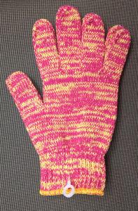 Red & Yellow Cotton Glove (RY001)