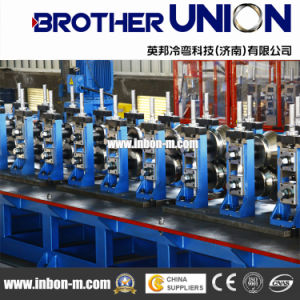 Drawer Type Rack Rack Cold Bending Forming Machine pictures & photos