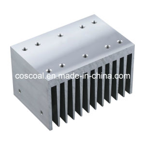 Aluminium/Aluminum Heatsink (TS16949: 2008 Certified) pictures & photos