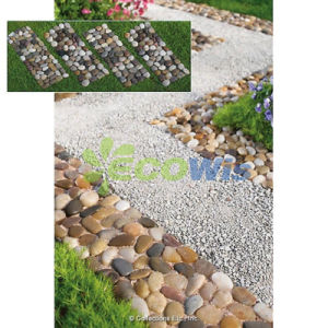 Stone Garden Borders and Edging Ideas pictures & photos