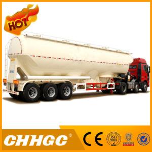 Tri-Axle Cement Bulker Trailer / Cement Tank/ Bulk Cement Trailer pictures & photos