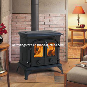 Cast Iron Wood Burning Stove (AM02-14K) pictures & photos