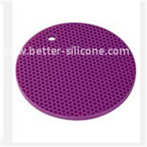 Fashionable Waterproof Silicon Pot Pad pictures & photos