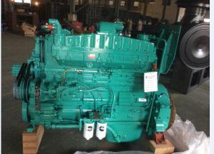 4bt3.9-G2 4 Cylinders 30kw Cummins Diesel Generator Set pictures & photos