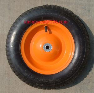 3.50-8 Pneumatic Wheel pictures & photos
