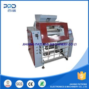 Fully Automatic Food Cling Film Rewinding Machine pictures & photos