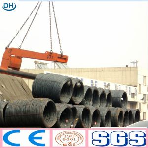 Prime Quality Hot Rolled Carbon Steel Wire Rod in Coils pictures & photos