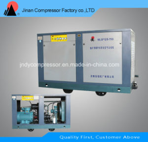 High Power Direct Driven Rotary Air Compressor pictures & photos