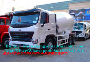 HOWO A7 10 Wheeler 336/371HP 6/8/10/12 M3/Cbm Concrete/Cement Mixer Truck pictures & photos