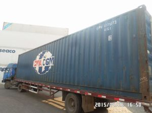 20FT Used Dry Sea Container 40FT Used Shipping Container pictures & photos