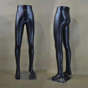 Fiberglass Male Pants Mannequin, Legs Mannequin From Yazi Mannequin pictures & photos