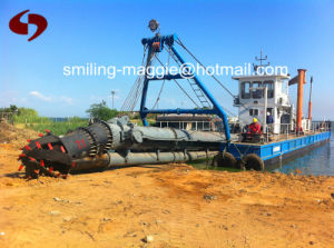 Low Price with High Efficient Hydraulic Cutter Suction Sand Dredger pictures & photos