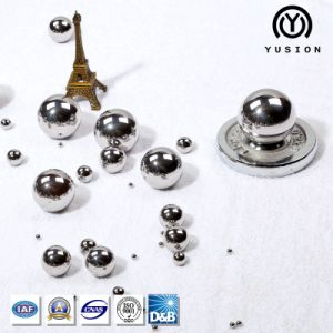 60mm G60 AISI 52100 Chrome Steel Balls for Slewing Ring Bearing pictures & photos