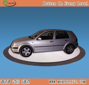 CE Proved High Quality Car display Platform Turntable pictures & photos