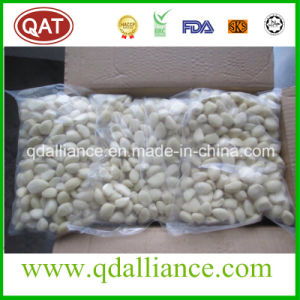 Fresh Frozen IQF Peeled Garlic with FDA Certificate pictures & photos