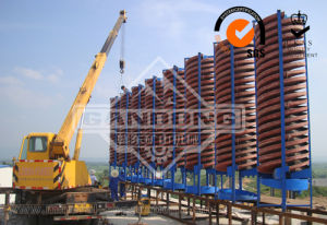 Iron Ore Processing Plant Spiral Separator (5LL) pictures & photos