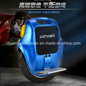 2015 The Latest Super Energy-Saving Single Wheel Balance Scooter pictures & photos