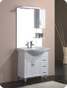 MDF Bathroom Cabinet with Whole Sale Prices pictures & photos