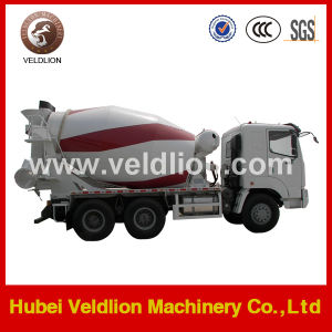 China 10 Cbm 6X4 Mixer Trucks for Sale pictures & photos
