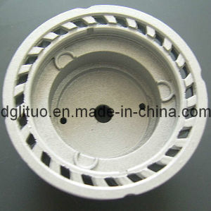 Aluminum Lamp Cup-Heat Sink with SGS, ISO9001: 2008, RoHS pictures & photos