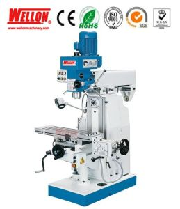 Professional Drilling Milling Machine (Milling drilling machine ZX7550CW ZX7550C) pictures & photos
