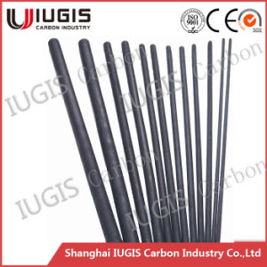 High Pure All Kinds of Graphite Rods Graphite Tubes pictures & photos