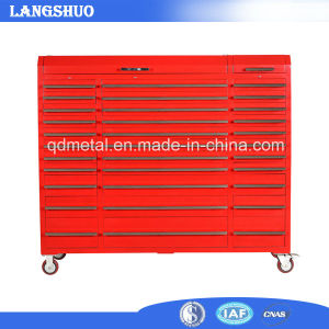 Metal 33 Drawer Tool Cabinet on Wheels pictures & photos