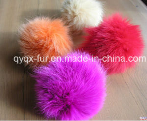 Hot/Fashion Selling Fur Ball Key Chain (BA1509) pictures & photos
