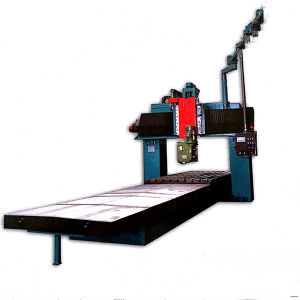 Fixed Beam and Table Moving Gantry Milling Machine pictures & photos