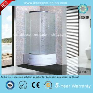 New Medol Acid Glass Shower Room Shower Enclosure (BLS-9557) pictures & photos