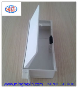 White Plastic Housing with ISO SGS