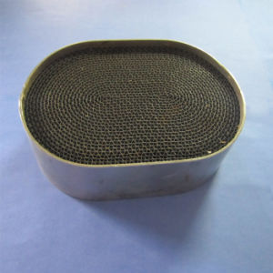 Metallic Honeycomb Catalyst Substrate for Vehicle Catalytic Converters pictures & photos