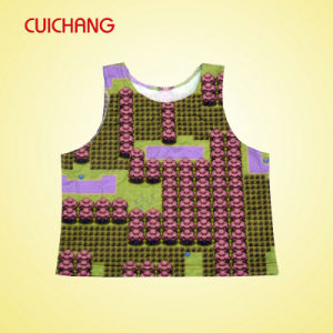 Fashion Design Colorful Sublimated High Qualitylacrosse Jersey pictures & photos