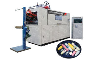 Disposable Plastic Cup Making Machine pictures & photos