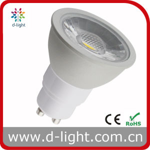 Factory Price Spot Light 6W U10 LED Spotlight COB Spotlighting pictures & photos