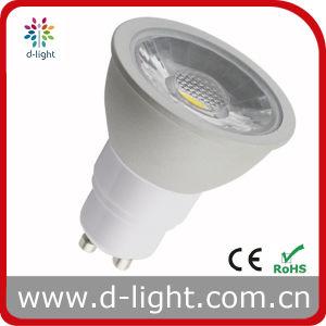 Factory Price Spot Light 6W U10 LED Spotlight COB Spotlighting