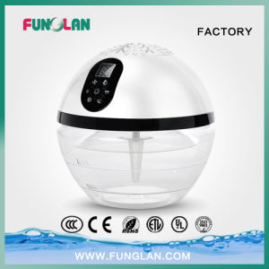 Household Globe Kenzo Funglan Air Purifier Home with UV pictures & photos