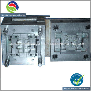 Design Plastic Injection Key Button Cap Mould for Household Appliance pictures & photos