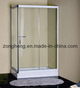 Tempered Glass for Shower Enclosure