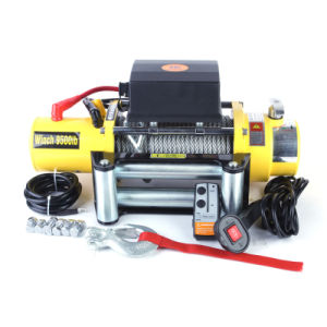 Winches 9500lb for Jeeps pictures & photos