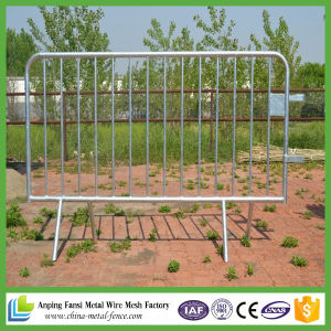 Galvanized and Powder Coated Crowd Control Barrier for Sale pictures & photos