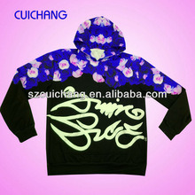 Women Embroidery Hoodies