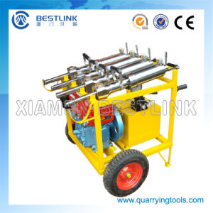 Diesel Driven Hydraulic Rock Splitter for Drilling Hole pictures & photos