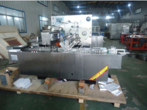 Cellophane 3D Overwrapping Machine (BT-2000A/B) pictures & photos