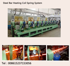 Induction Heating Equipment for Coil Spring Heat Treatment (XG-600B)